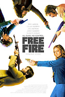 Free Fire 2017 Movie Poster 2 (21)