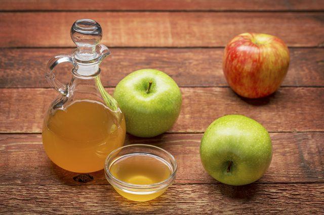 ما فائدة خل التفاح للبشرة