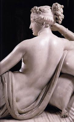 Ritratto di Paolina Borghese