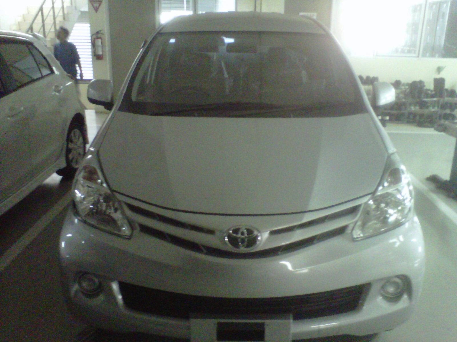 grand new avanza bahan bakar all camry pantip plaza toyota kyai tapa