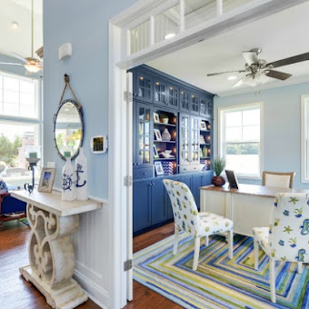 coastal blue green interior design ideas by echelon - Coastal Design Ideas