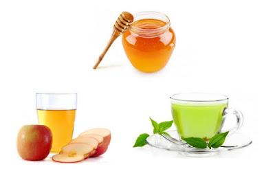 Grüner Apfelessig zur Gewichtsreduktion