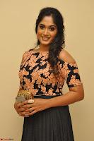Sowmya Venugopal in Anarkali Dress at Kalamandir Foundation 7th anniversary Celebrations ~  Actress Galleries 005.JPG