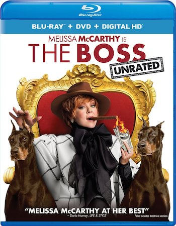 The Boss 2016 UNRATED 720p BRRip 950MB