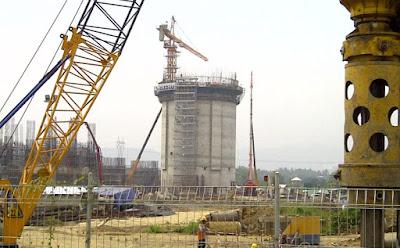 Beberapa Bagian dan Fungsi Dari Tower Crane