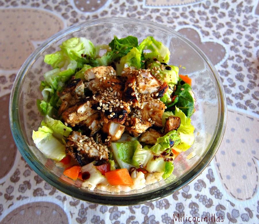 receta-pollo-facil-ensalada-glutenfree