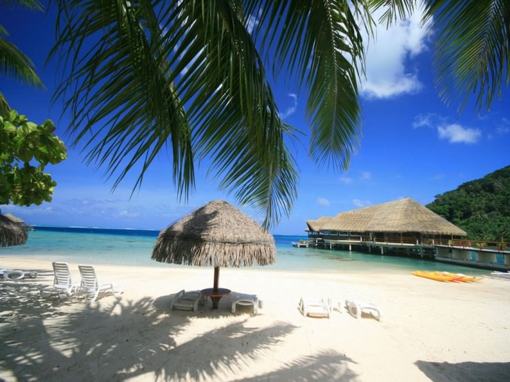Top 11 Resorts Around the World - French Polynesia