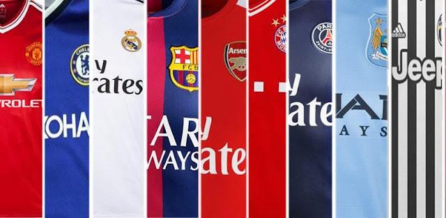 Especial MD: Patrocinio Comercial 32 clubes de la Champions League