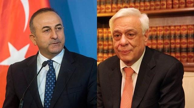 Π. Παυλόπουλος: Είμαστε έτοιμοι να βοηθήσουμε την Τουρκία να κατανοήσει το διεθνές δίκαιο