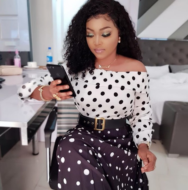 Actress Mercy Aigbe Gives Condition To Return To Her Husband
