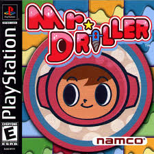 Mr. Driller - PS1 - ISOs Download