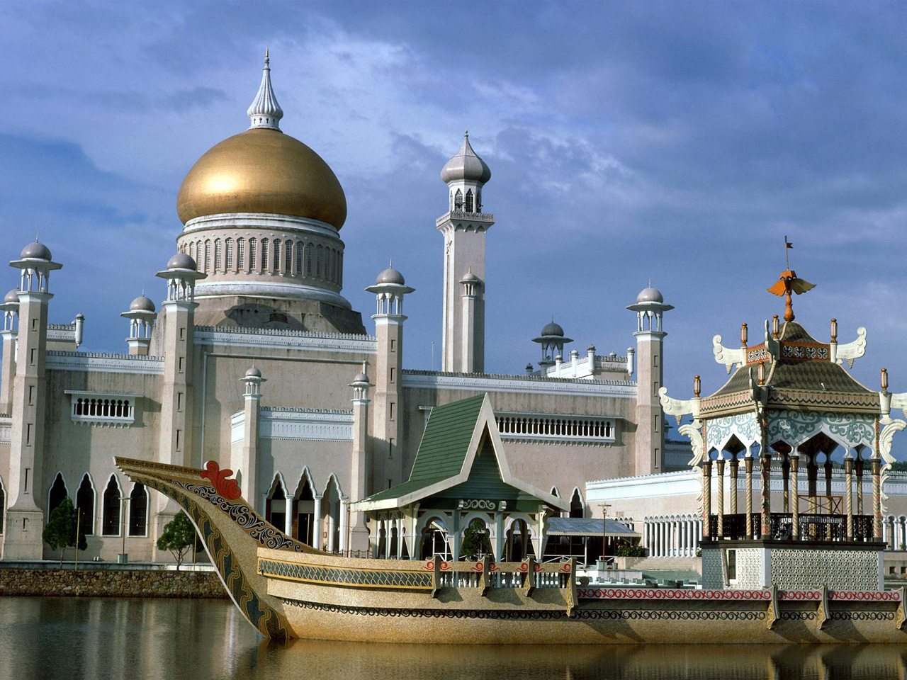HD Wallpapers: Beautiful Mosques of the World Wallpapers