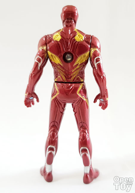 Takaratomy Metacolle Marvel Avengers Infinity War Ironman Mark 50