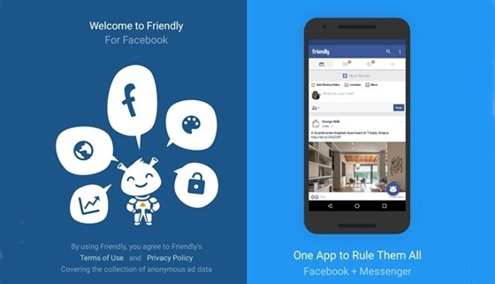 Friendly for Facebook v4.3.08  Apk [Unlocked] [Latest]