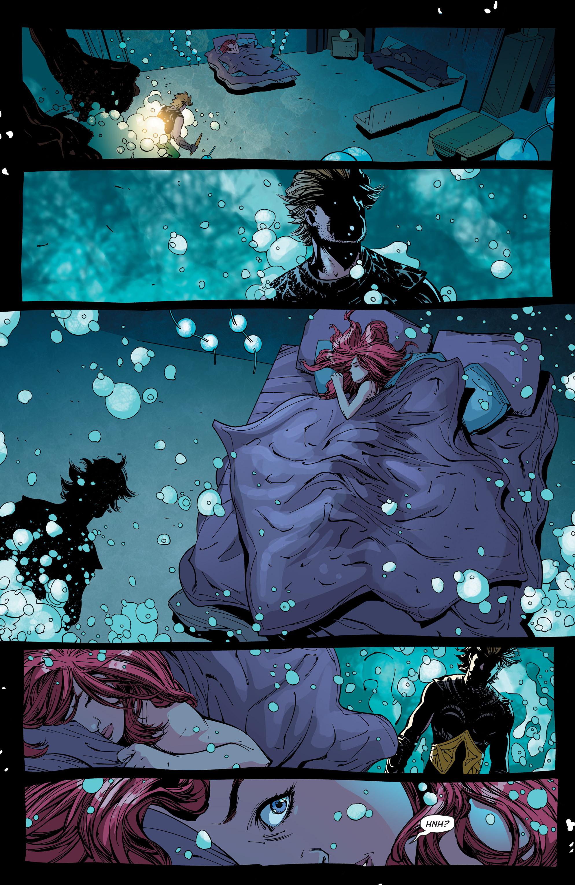 Read online Aquaman (2011) comic -  Issue #44 - 5