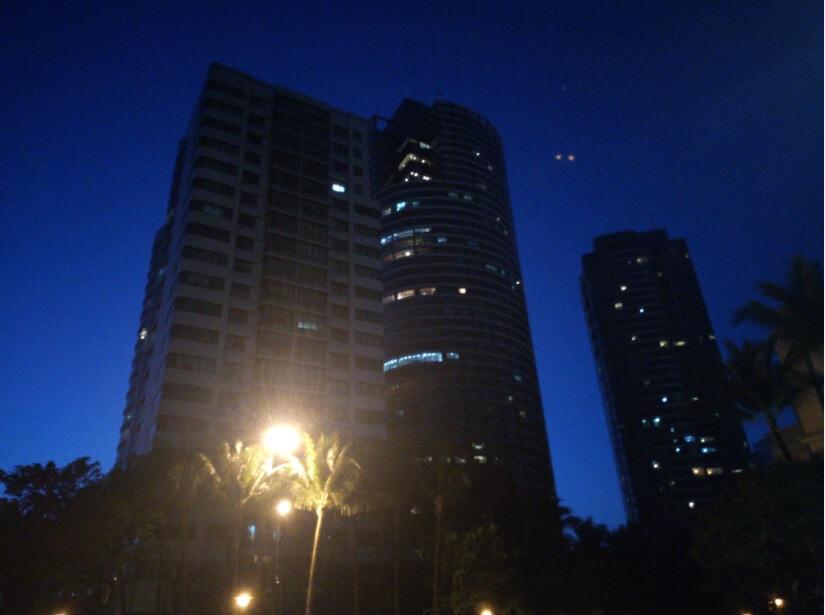 Cherry Mobile Flare S6 Selfie Main Camera Sample - Night