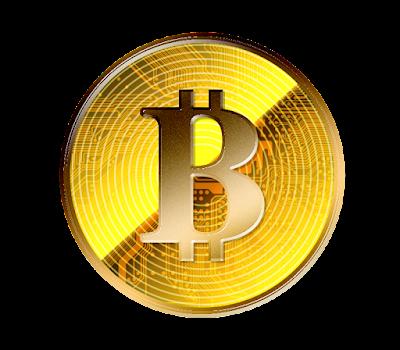 ビットコインのフリー素材(金貨ver)