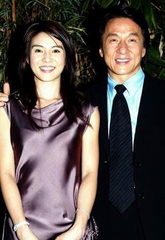 Jennifer Aniston: Jackie Chan Childhood Photos