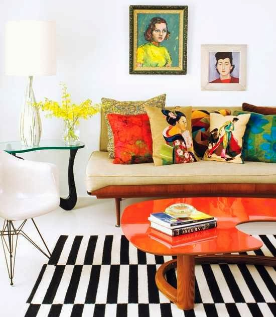 Modern Pop Art Style Apartment picture