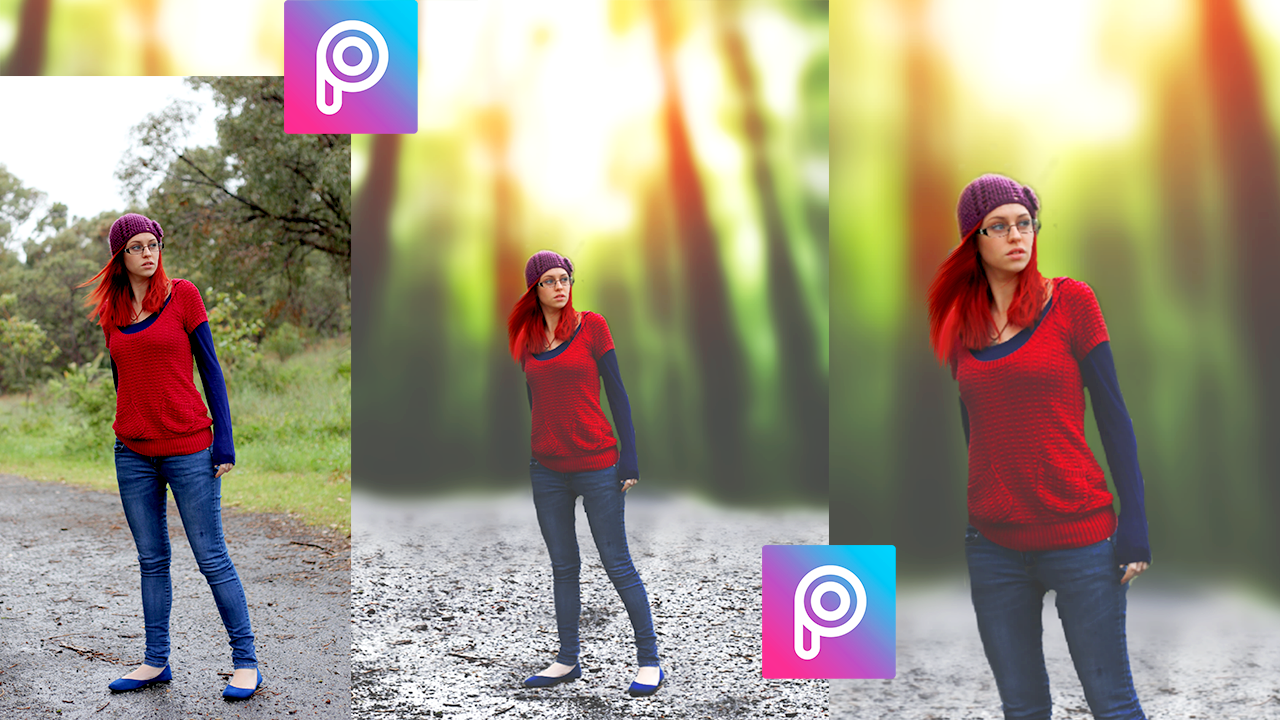 How To Change Background In Picsart Hdr Effect Picsart Editing Tutorial Online Free Photoshop Tutorials