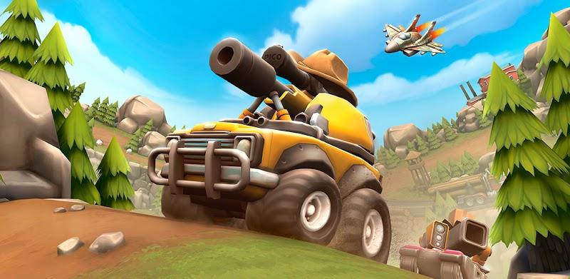 Pico Tanks: Multiplayer Mayhem 31.4 APK Android