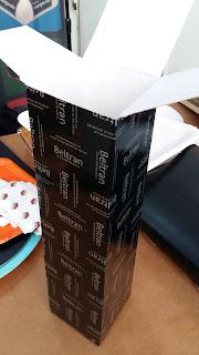 caja botella