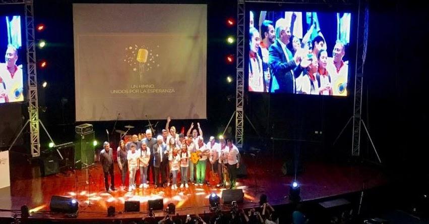 PAPA FRANCISCO EN PERÚ: Escucha el himno oficial de su visita al Perú [VIDEO] www.papafranciscoenperu.org