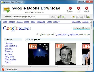 Google Books Download 3.0.1.308