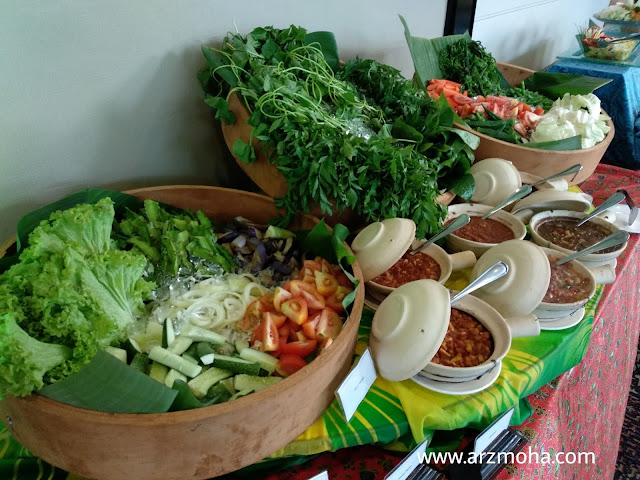ulam ulaman, menu buffet ramadhan vistana hotel penang, buffet ramadhan vistana hotel 2018, menu berbuka buffet ramadhan 2018, 101 resipi tok wan menu tradisional melayu,