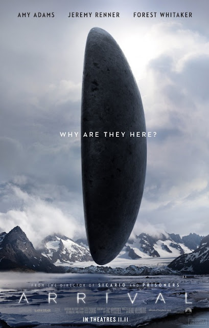 Arrival 2016 Amy Adams Jeremy Renner Forest Whitaker