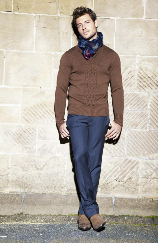 Calibre Fashion – Men's Winter Clothing 2011 | Best Haircuts