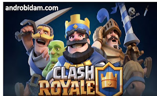 Download Game Android Terbaik Clash Royale
