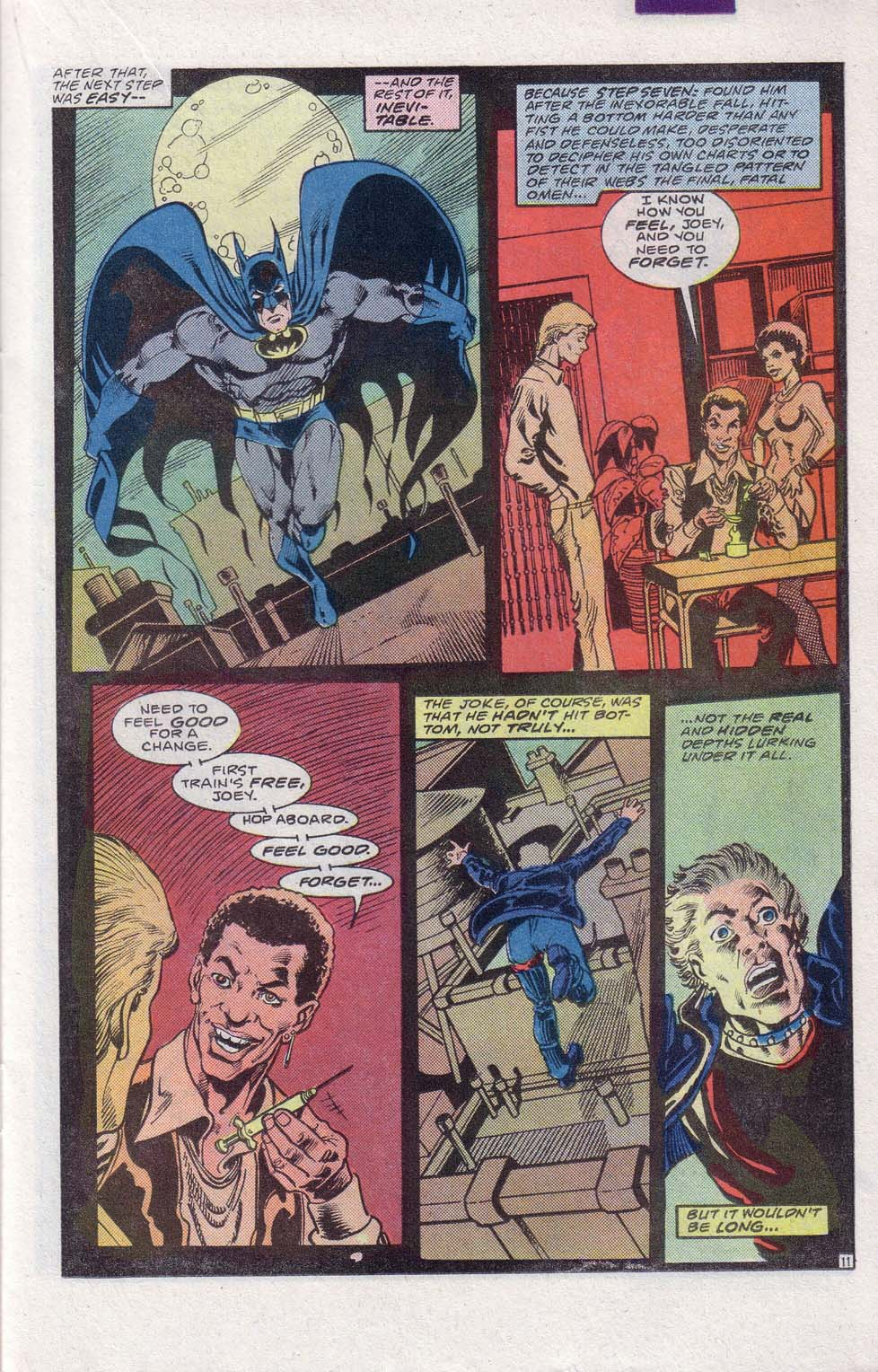 Detective Comics (1937) 550 Page 13