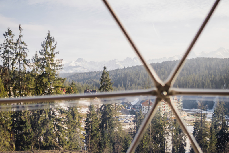 Glamping in the Tatra Mountains