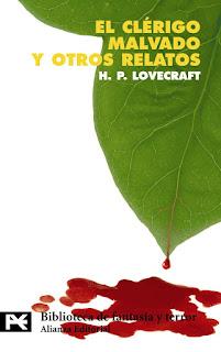 El clérigo malvado y otros relatos / H.P. Lovecraft