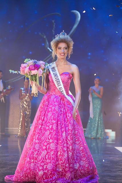 Miss universe albania 2018 - 4 5