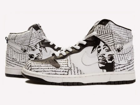 on sale 479b4 14c49 Custom Nike SB Dunk Tupac 2Pac Sneakers Sale For Men
