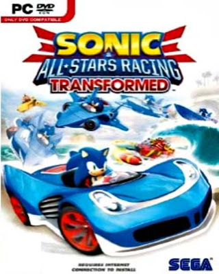 Sonic Transformed and All Stars Racing