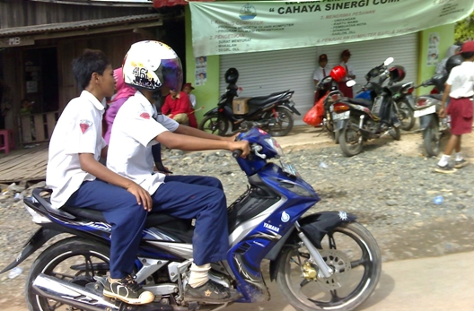 Setiap Hari 85 Anak Jadi Korban Kecelakaan Lalu Lintas