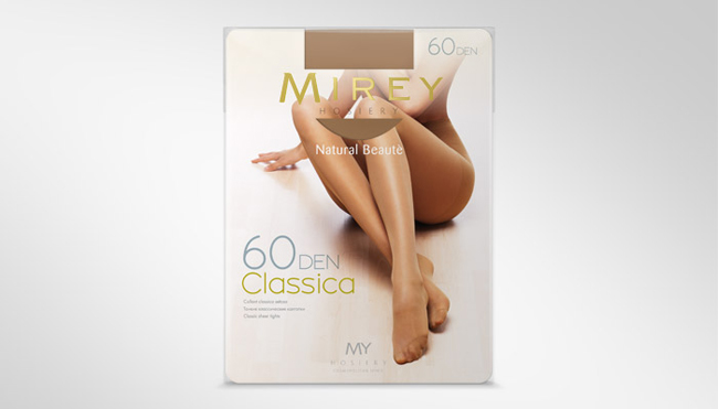 Mirey Tights on Packaging of the World - Creative Package Design Gallery
