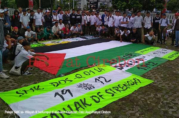 aksi penggalangan dana pelajar tidak kantongi izin polisi