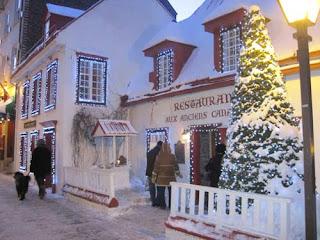 Restaurant Pour Les Canadiens Congeles.