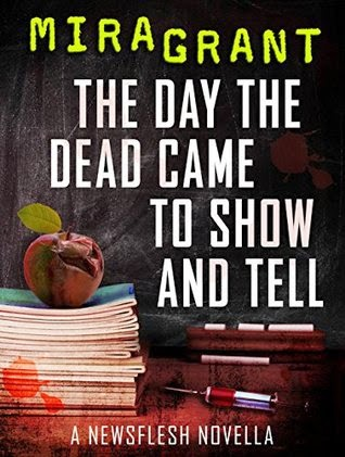 https://www.goodreads.com/book/show/22697495-the-day-the-dead-came-to-show-and-tell