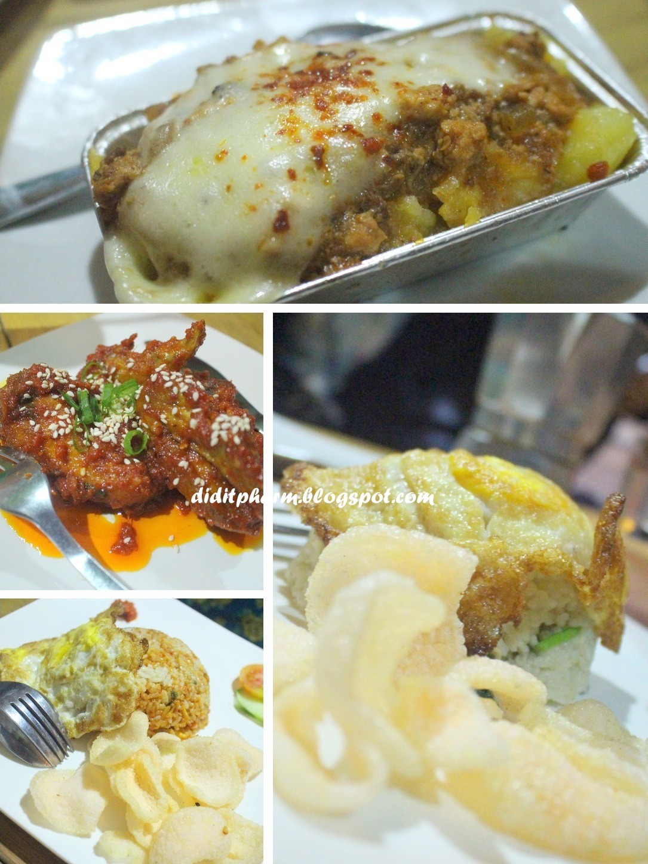 Lazwardy Journal Makan Malam Murah Meriah Kebon Cafe