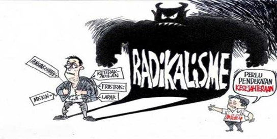 Isu Radikalisme Berkembang, MUI Lampura Beri Pemahaman Pencegahan