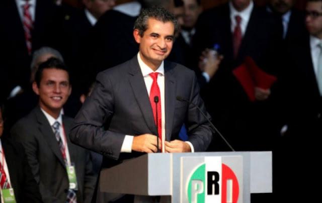 Estamos libre de los pecados de la corrupción, El PRI merece una nueva oportunidad: Enrique Ochoa