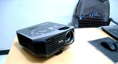 jual proyektor second benq mp612