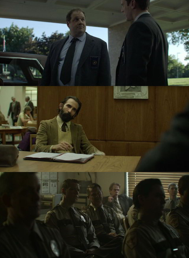 Mindhunter Temporada 1 Completa HD 720p Latino
