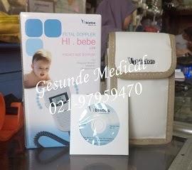 Alat Fetal Doppler LCD