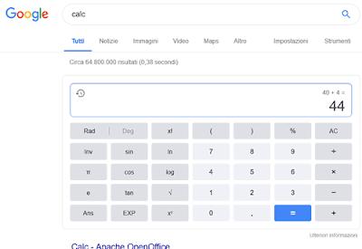 Come fare i conti con Google